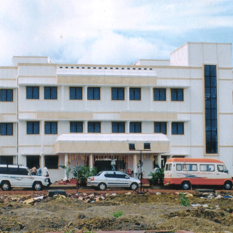 Sri Jayendra Saraswathi Institute of Medical Sciences & Research