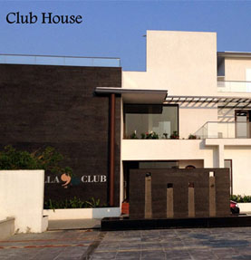 voora villa club house