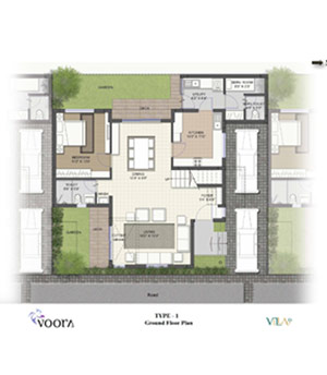 voora floor plan type2