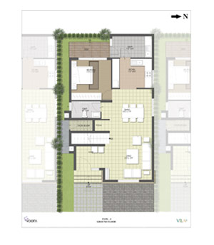 voora floor plan type3