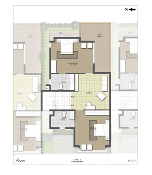 voora floor plan type4