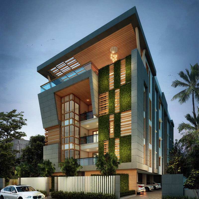 luxury homes in chennai